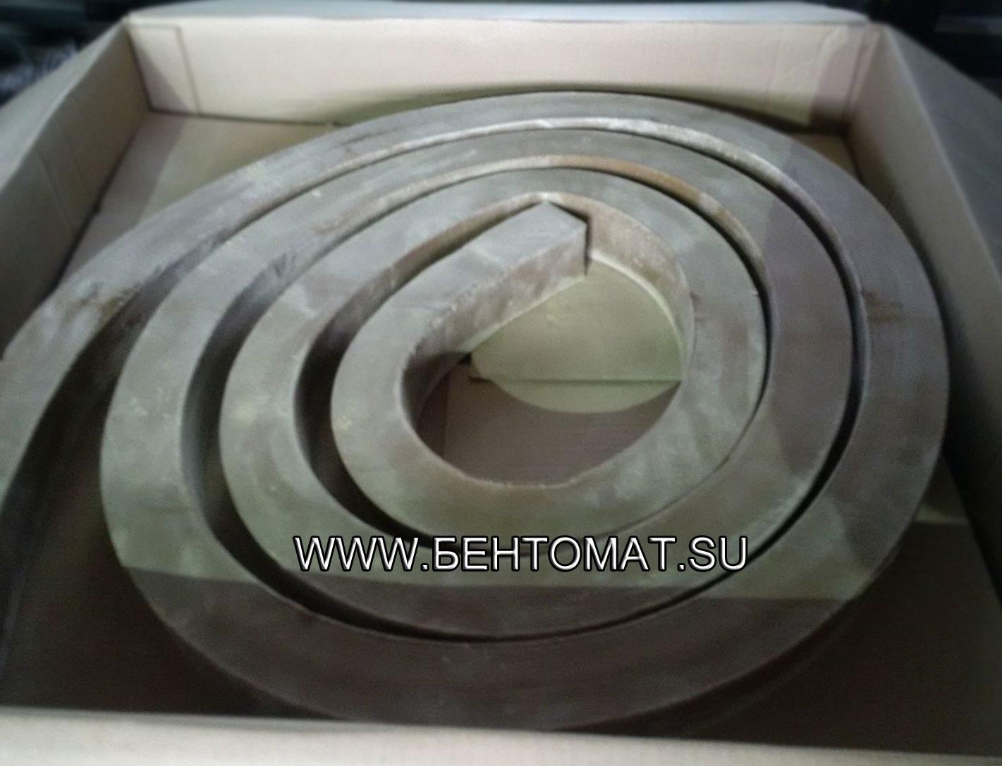 Гидропрокладка размером 50х50